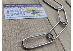 Цепочка металлическая, торговая 1м. d3 в интернет-магазине Torgzona