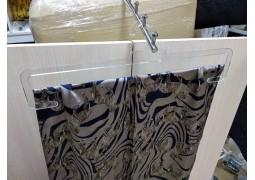 Тремпель-вешалка для шарфов и палантинов (прозрачная) шир.35см