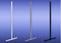 Рейка-опора перфорированная двусторонняя 2,25м, 1 шт.