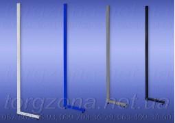 Рейка-опора перфорированная односторонняя 2,25м, 1 шт.