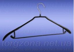Вішалка силіконова з широким плечем №2