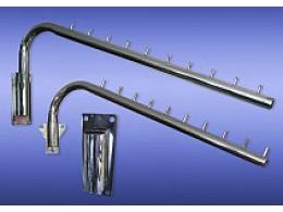 Настенные флейты, кронштейны