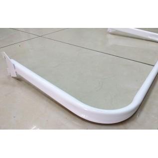 Дуга в рейку, длина 60см (белая)