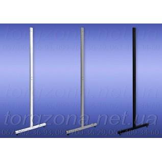 Рейка-опора 2.2м.  двостороння,перфорована
